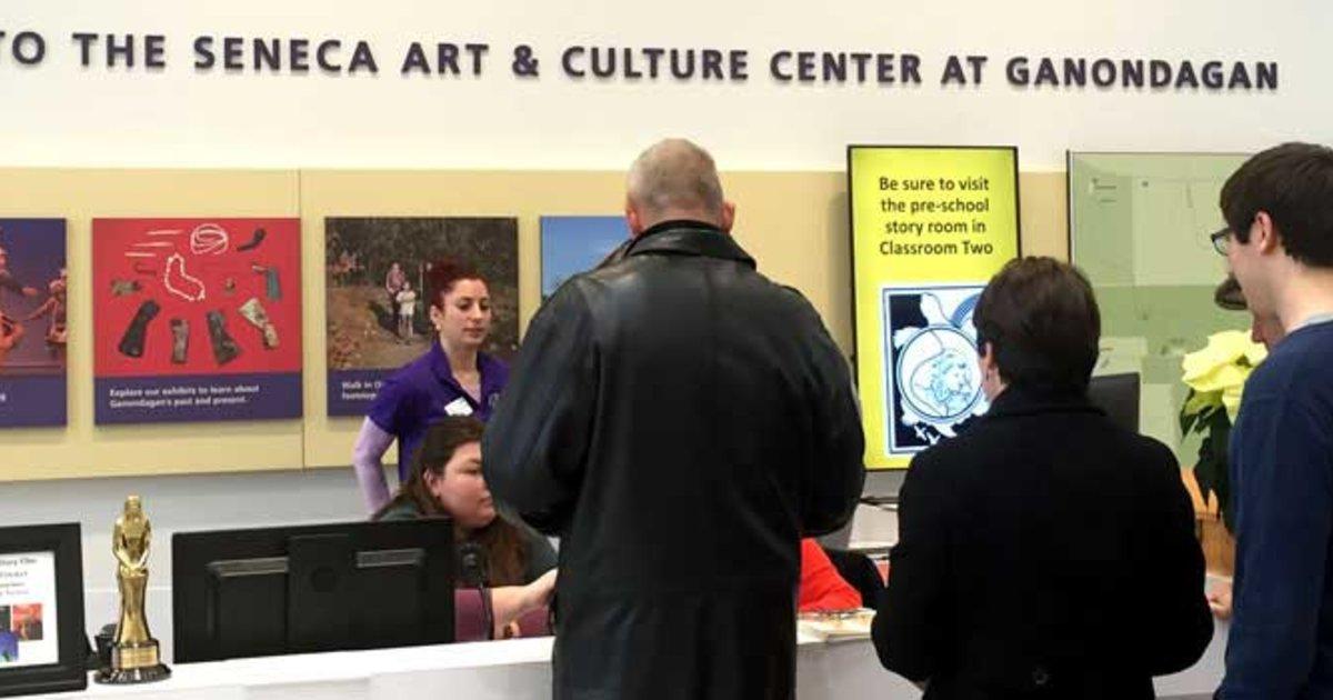 Seneca Art & Culture Center | Ganondagan